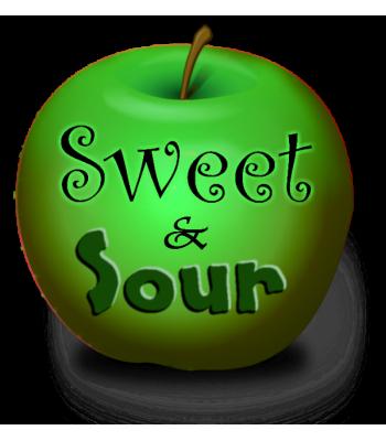 Higgy's Green Apple Candy