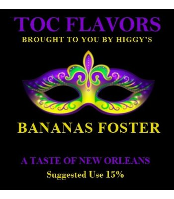 TOC - Bananas Foster