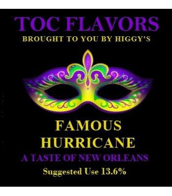 TOC - Famous Hurricane