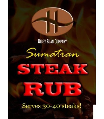 Higgy Bean Sumatran Steak Rub