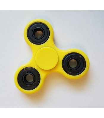 Fidget Spinner - Yellow